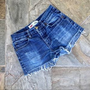 Levi's | 514 Cutoff Denim Shorts